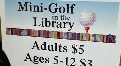 Photo of Library Holyoke Public Library at Maple Street, Holyoke, MA 01040, United States