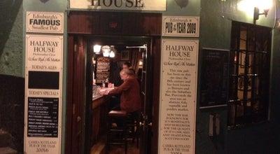 Photo of Bar The Halfway House at 24 Fleshmarket Close, Edinburgh EH1 1BX, United Kingdom