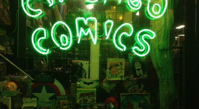 Photo of Comic Shop Chicago Comics at 3244 N Clark St, Chicago, IL 60657, United States