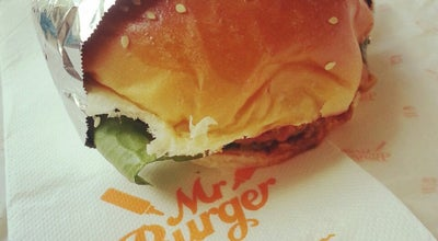Photo of Burger Joint Mr Burger at 93 Therry St., Melbourne, VI 3000, Australia