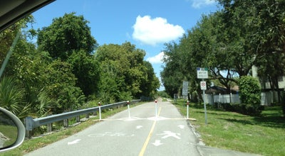 Photo of Trail Pinellas Trail In Belleair at 1115 Ponce De Leon Blvd, Belleair, FL 33756, United States