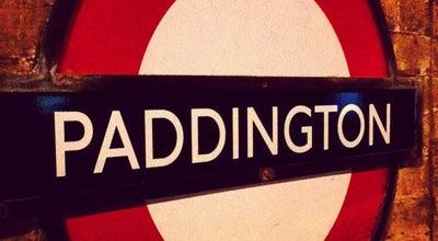 Photo of Subway Paddington London Underground Station (District, Circle and Bakerloo lines) at Praed St, London W2 1RH, United Kingdom