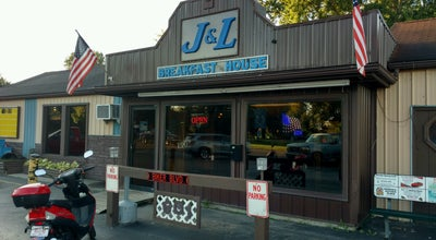 Photo of American Restaurant J & L Breakfast House at 601 W 38th St, Marion, IN 46953, United States
