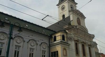 Photo of Church Gréckokatolícky katedrálny chrám sv.Jána Krstiteľa at Hlavná 8, Prešov, Slovakia