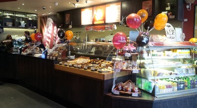Photo of Coffee Shop Costa Coffee at Epsom Railway Station, Epsom KT9 8EU, United Kingdom