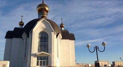Photo of Church Храм преподобного Серафима Саровского at Набережночелнинский Просп., 17а, Набережные Челны 423803, Russia