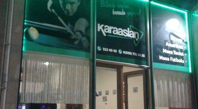 Photo of Pool Hall Karaaslan Bilardo at Turan Mh., Turkey