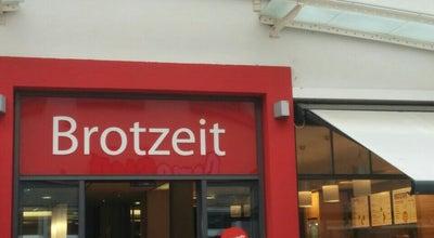Photo of Bakery Bäcker Görtz (Brotzeit) at Hauptstr. 28, Neustadt an der Weinstraße 67433, Germany