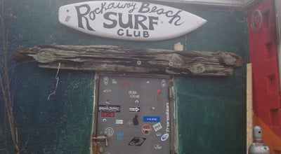 Photo of Beach Bar Rockaway Beach Surf Club at 302 Beach 87th Street, Queens, NY 11693, United States