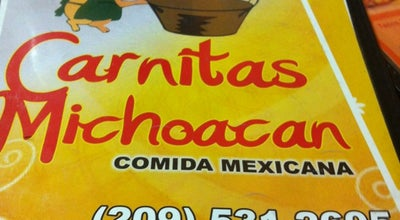 Photo of Mexican Restaurant Carnitas Michoacan at 2228 Mitchell Rd, Ceres, CA 95307, United States