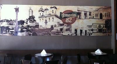 Photo of Gastropub Armazém 82 at Rua Anízio Ortiz Monteiro, 82, Taubate 12010-000, Brazil