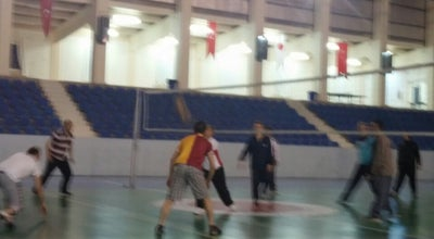 Photo of Basketball Court Bozok Spor Salonu at Dörtyol Kavşağı, Yozgat, Turkey