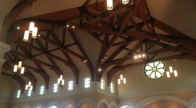 Photo of Church Corpus Christi Catholic Church at 6001 Bob Billings Pkwy, Lawrence, KS 66049, United States