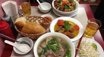Photo of Vietnamese Restaurant Au Petit Cafe at 4851 Main Street, Vancouver, Ca V5V 3R9, Canada