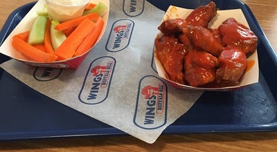 Photo of Wings Joint Buffalo Bill Wings at 5248 Queen Mary, Montreal, Qu H3W 1X5, Canada