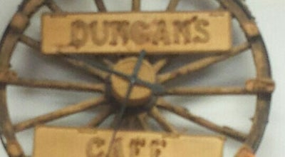 Photo of Diner Duncan's Cafe at 501 S Main St, Council Bluffs, IA 51503, United States