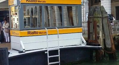 Photo of Harbor / Marina Rialto Mercato Port at Italy