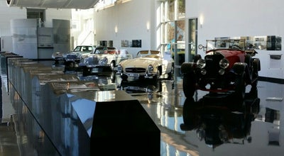 Photo of History Museum Mercedes Benz Visitor Center at Vance, AL 35490, United States