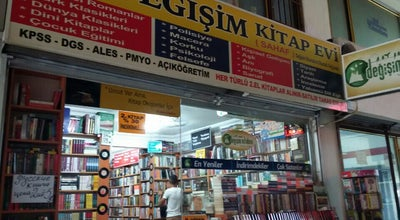 Photo of Bookstore Değişim Kitap Evi at Turkey