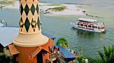 Photo of Seafood Restaurant Harry T's Lighthouse at 46 Harbor Blvd, Destin, FL 32541, United States