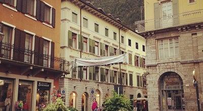 Photo of Italian Restaurant Maffei at Via Andrea Maffei, 7, Riva del Garda 38066, Italy