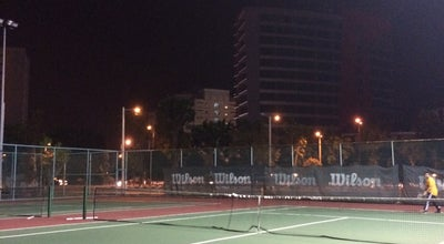 Photo of Tennis Court MITC Tennis Complex at Malaysia