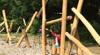 Photo of Playground Speeltuin Brusselsesteenweg at Belgium