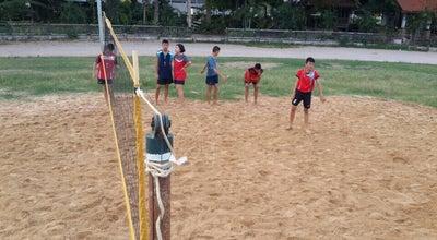 Photo of Beach สนามวอลเลย์บอลชายหาด at รร.บุญวาทย์วิทยาลัย, ลำปาง 52000, Thailand