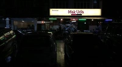 Photo of Malaysian Restaurant Restoran Mak Uda Seksyen 13, Shah Alam at Jalan Boling Padang G13/g, Shah Alam, Malaysia