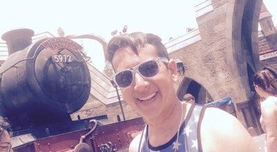 Photo of Park Universal Studios Orlando at Orlando, FL, United States