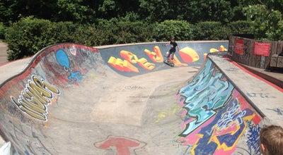Photo of Skate Park Скейт-парк Vans «Off The Wall» at Парк Горького, Moscow, Russia