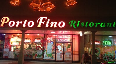 Photo of Italian Restaurant Porto Fino at 3355 Hempstead Tpke, Levittown, NY 11756, United States