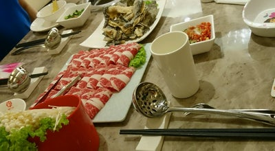 Photo of Hotpot Restaurant 福临門豆撈 Fu Lin Men Dou Lao at 16 North Canal Road, Singapore 048828, Singapore