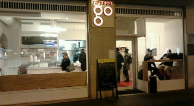 Photo of Ramen / Noodle House ra'mien go at Hoher Markt 8-9, Wien 1010, Austria