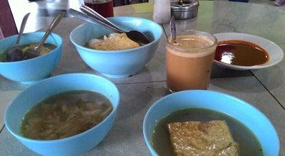 Photo of Malaysian Restaurant Warung Ahmad Nasi Lemak Sup Tauhu at Jalan Bukit Pasir, Batu Pahat 83000, Malaysia