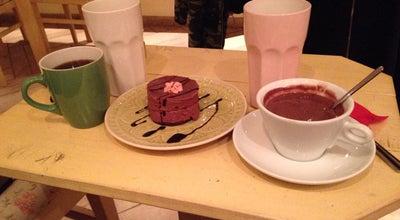 Photo of Cafe Τσουλήθρα στη Βανίλια at Παπαθανάση 1, Αγρινιο 301 00, Greece