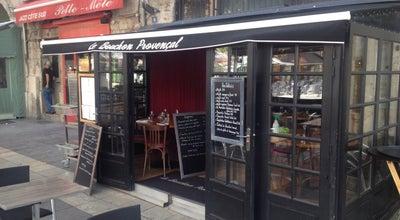 Photo of French Restaurant Le Bouchon Provençal at Place Aux Huiles, Marseille, France