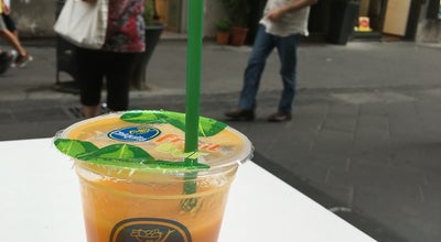 Photo of Juice Bar Chiquita Fruit Bar at Via Chiaia 191, Napoli 80121, Italy