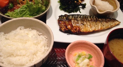 Photo of Diner 大戸屋 グランデュオ立川店 at 柴崎町3-2-1, 立川市 190-8554, Japan