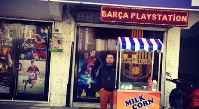 Photo of Arcade Barça Playstation Eğlence Merkezi at Kolejtepe Mh. Ordu Cd., Gaziantep, Turkey