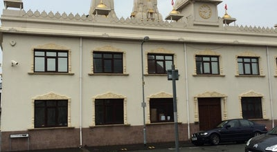 Photo of Temple Shree Swaminarayan Temple Cardiff at 4 Merches Place, Cardiff, United Kingdom