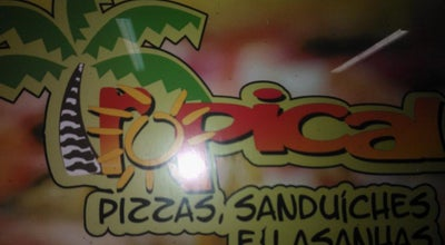 Photo of Pizza Place Pizzaria Tropical at Brazil