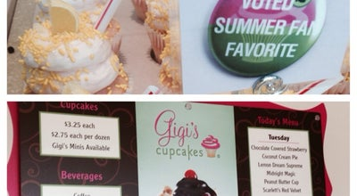 Photo of Cupcake Shop Gigi's Cupcakes at 12800 Chenal Pkwy, Little Rock, AR 72211, United States