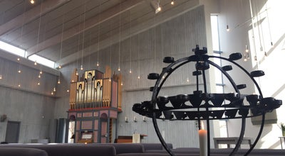 Photo of Church S:t Perskyrkan at Uppsala, Sweden