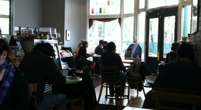 Photo of Coffee Shop Green Line Cafe at 4239 Baltimore Ave, Philadelphia, PA 19104, United States