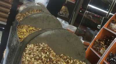Photo of Candy Store Khoshkebari Nuts Store | آجیل فروشی خشکباری at Boulevard St., Qazvin, Iran
