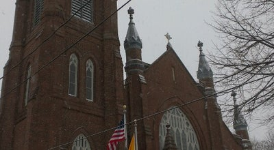 Photo of Church St. Patrick Parish at 212 Main Street, Watertown, MA 02472, United States