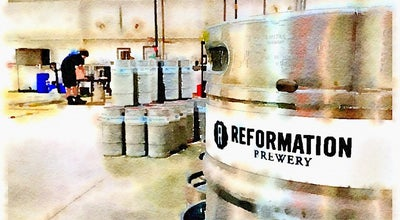 Photo of Brewery Reformation Brewery at 500 Arnold Mill Way, Woodstock, GA 30188, United States