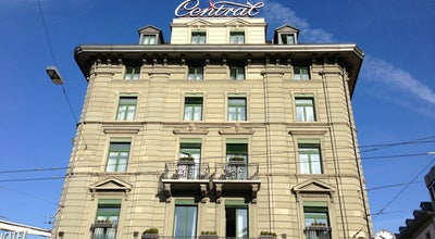 Photo of Hotel Central Plaza Hotel at Central 1, Zurich 8001, Switzerland