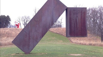 Photo of Sculpture Garden Storm King Art Center at Old Pleasant Hill Rd, Mountainville, NY 10953, United States